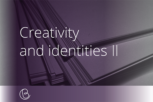 Creativity and identities II
